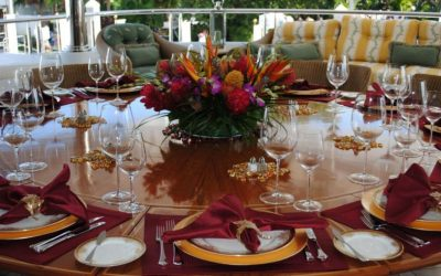 Creating a Beautiful Fall Centerpiece for any Occasion